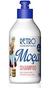 Retrô Moça Shampoo Hidratante - 300ml