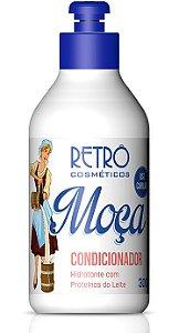 Retrô Moça Condicionador Hidratante - 300ml