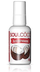 Retrô Soul Coco Óleo Reparador - 50ml