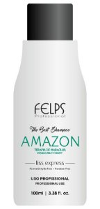 Felps Amazon The Best Shampoo que Alisa - 100ml
