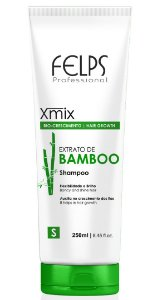 Felps Extrato de Bamboo Xmix Shampoo Bio-Crescimento - 250ml