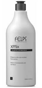 Felps Shampoo Antirresíduo Xmix - 1000ml