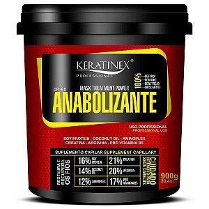 Keratinex Anabolizante Capilar Máscara Fortificante - 900g