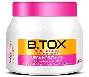 Keratinex Btox Mega Hidratante Creme Alisante Botox Capilar - 250g