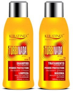 Keratinex Escova Progressiva Turbinada - 2x300ml
