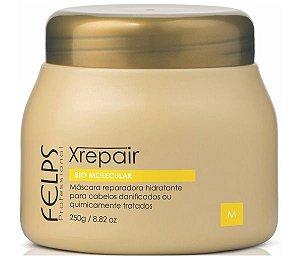 Felps Xrepair Bio Molecular Máscara Reparadora - 250g