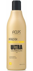 Felps Xrepair Ultra Cauterização Shampoo Dilatador - 500ml