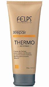 Felps Xrepair Thermo Bio Molecular Creme de Pentear - 200g