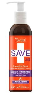 Yenzah Save Your Hair Cronograma Capilar Leave-in Termoativado - 240ml