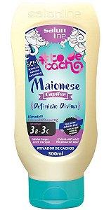 Maionese Capilar Ativador de Cachos #ToDeCacho - Definição Divina Salon Line - 300ml