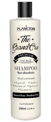 Plancton The Grand Cru Shampoo Liso Absoluto - 250ml