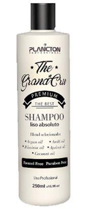 Plancton The Grand Cru Shampoo Liso Absoluto - 250ml