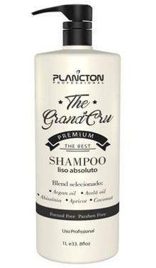 Plancton The Grand Cru Shampoo Liso Absoluto - 1 Litro