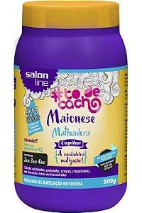 Maionese Matizadora Capilar #ToDeCacho - A Verdadeira Marização Salon Line - 500g