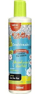 Condicionador Kids #ToDeCachinho - Desembaraço Divertido! Salon Line - 300ml