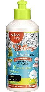 Ativador de Cachos Kids #ToDeCachinho - É Hora de Ativar! Salon Line - 300ml