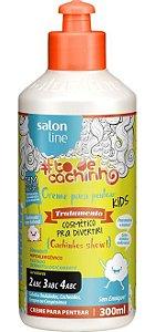 Creme para Pentear Kids #ToDeCachinho - Cachinhos Show! Salon Line - 300ml