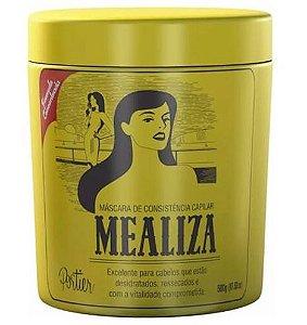 Portier Gourmet Mealiza - Máscara de Consistência Capilar - 500g