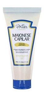 Portier Gourmet Maionese Capilar - Máscara Umectante - 250g