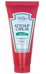 Portier Gourmet Ketchup Capilar - Máscara de Fixação da Cor - 250g