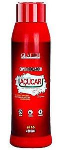 Glatten Reconstrução de Açucar - Condicionador Super Umectante - 300ml