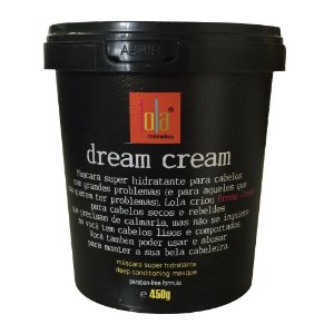 Máscara Super Hidratante Dream Cream Lola - 450g
