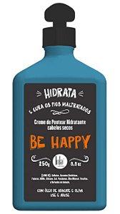 Creme de Pentear Lola Be Happy Cabelos Secos - 250ml