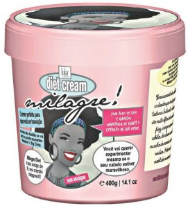 Milagre Diet Cream Lola - 400g