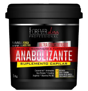 Forever Liss - Anabolizante Capilar Ultra Concentrado - 950g