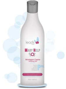 Leads Care - Mary Help SOS Blindagem Capilar - 500ml