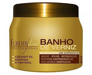 Banho De Verniz Máscara Forever Liss - 250g