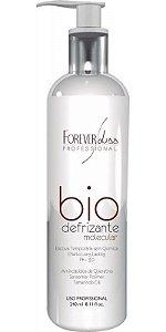 Forever Liss Bio Defrizante Molecular Escova Temporária - 240ml