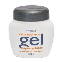 Crio-Terápico Gel Lipo-Redutor com Alcachofra - 130g