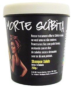 Morte Súbita - Shampoo Sólido Detox Esfoliante - 250g