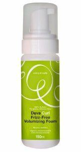 Deva Curl Frizz-Free - Mousse Anti-Frizz - 150ml
