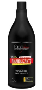 Forever Liss - Anabolizante Capilar Shampoo Ultra Concentrado - 1L