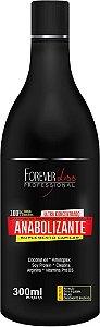 Forever Liss - Anabolizante Capilar Shampoo Ultra Concentrado - 300ml
