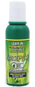 Crece Pelo - Leave in Tratamento Fitoterápico Natural de Crescimento Capilar - 113,5g
