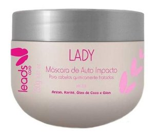 Leads Care - Lady Máscara de Auto Impacto - 300g