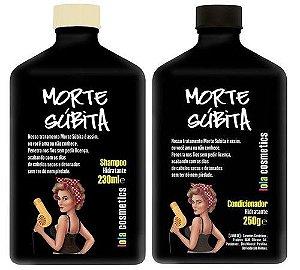 Kit Lola Morte Súbita: Shampoo Hidratante + Condicionador Hidratante - 2 Produtos