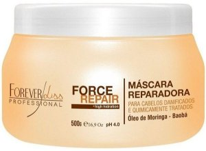 Force Repair Máscara Reparadora Forever Liss - 500g