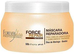 Force Repair Máscara Reparadora Forever Liss - 500g