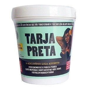 Tarja Preta - Máscara Restauradora de Queratina Vegetal Lola - 230g