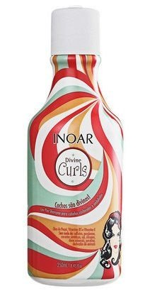 Inoar Divine Curls - Low Poo Shampoo - 250ml