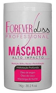 Máscara de Hidratação Alto Impacto Forever Liss - 1Kg