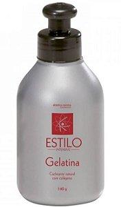 Gelatina Cacheante Natural Abelha Rainha - 140g