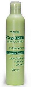 Capi Hair Condicionador Fortalecedor Abacate e Bambu - Crescimento Intensivo dos Fios - 250ml