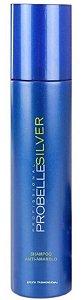 Probelle Silver Shampoo Matizador Anti-Amarelo - 250ml