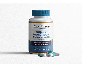 Combo Diurético e Anticelulite