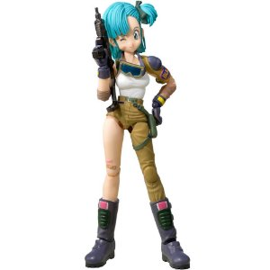 Bulma Dragon Ball S.h. Figuarts